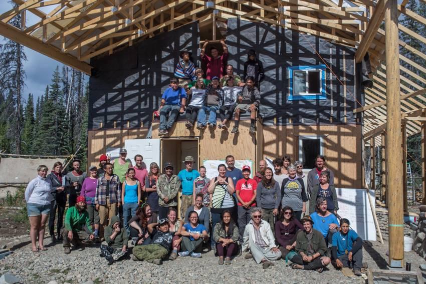 Unist'ot'en Camp Healing Center